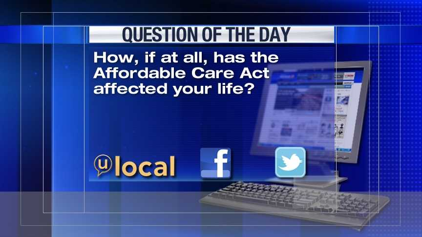 Question of the Day 5-1-13