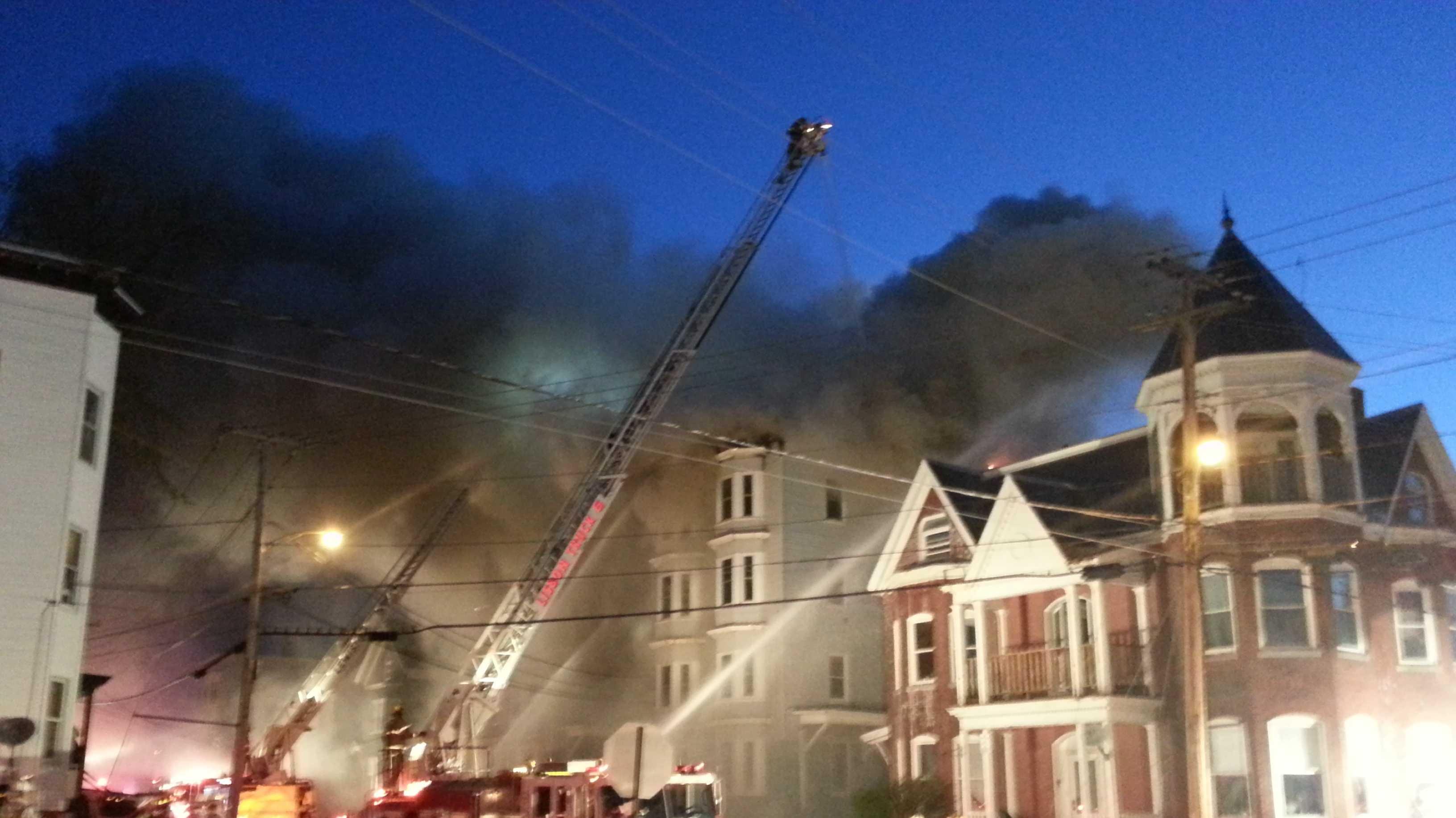 Lewiston Fire 5