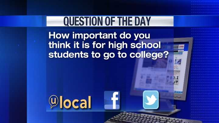 Question of the Day May 9, 2013