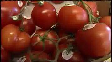 WMTW News 8's Norm Karkos takes a closer look at whether how you plant your tomatoes makes a difference.