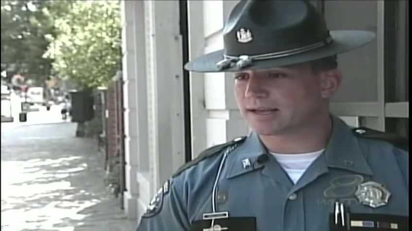 Trooper Doug Cropper