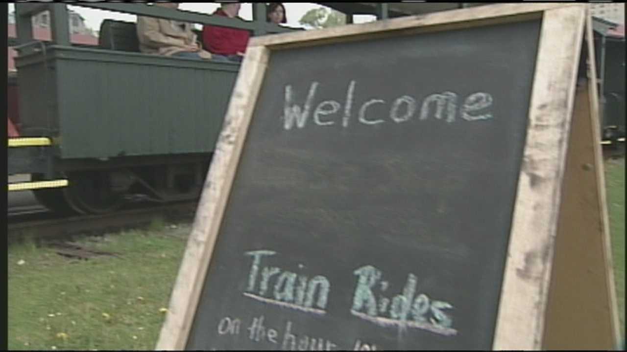 Maine celebrates National Train Day