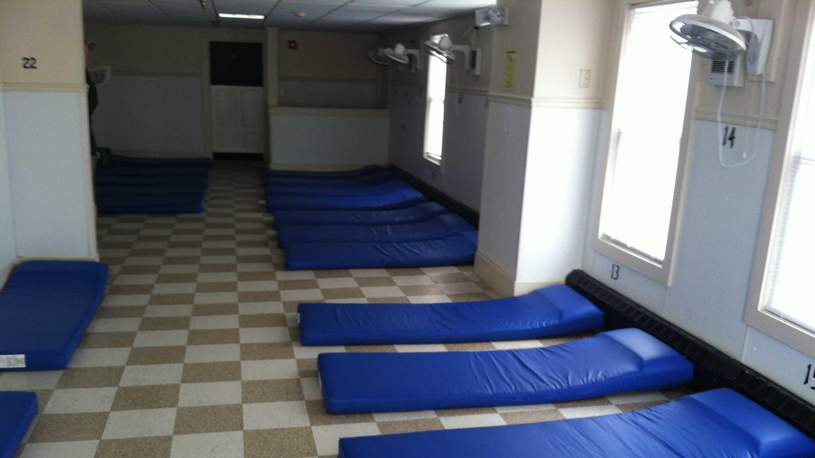 Oxford Street Shelter