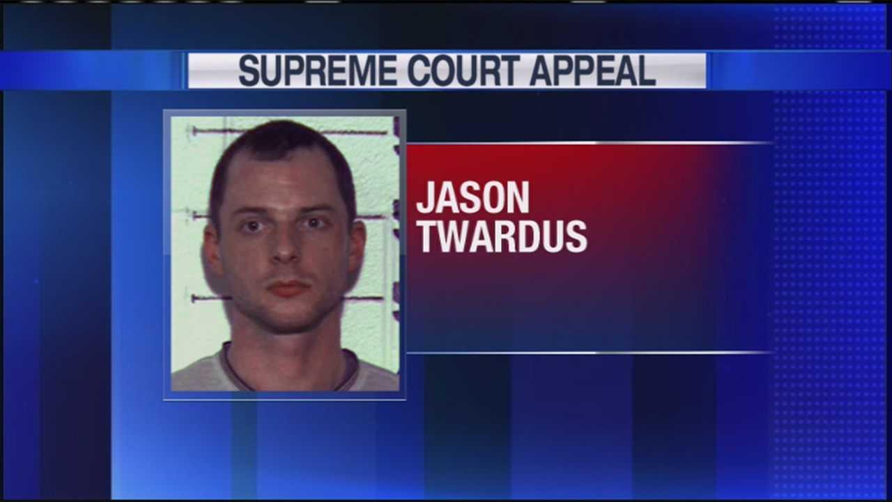 Jason Twardus third appeal to Supreme Court