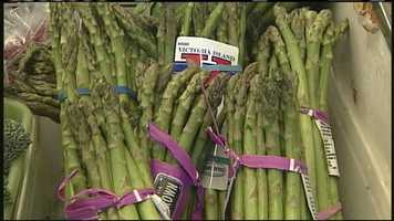 WMTW News 8's Norm Karkos takes a closer look at how to grow asparagus.