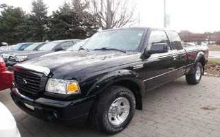 May 17: Police asked anyone who has seen a black Ford Ranger similar to this one near Cable's home to call authorities.