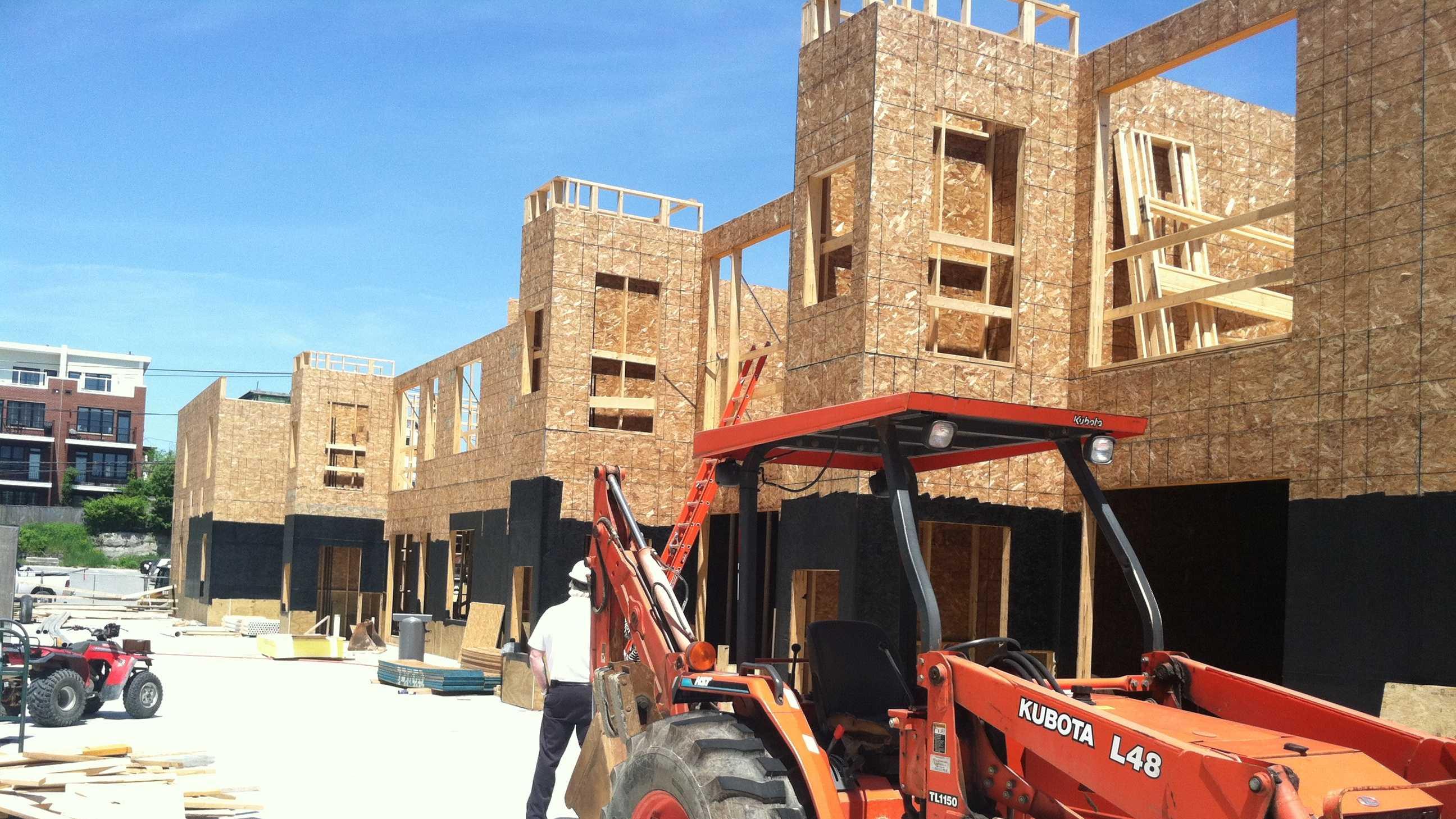 Portland housing construction