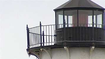 The Coast Guard, which operates the beacon, has installed a temporary emergency light, but hopes to convert the lighthouse to solar power in the near future.