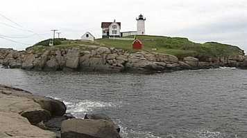 Officials said the lighthouses first and foremost function is to serve as a navigational beacon. But historically, Nubble remains one of only a handful of Maine lights still using the famous Fresnel lens.