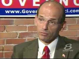 Former Gov. John Baldacci (D) is not running for governor after weighing another Blaine House bid.