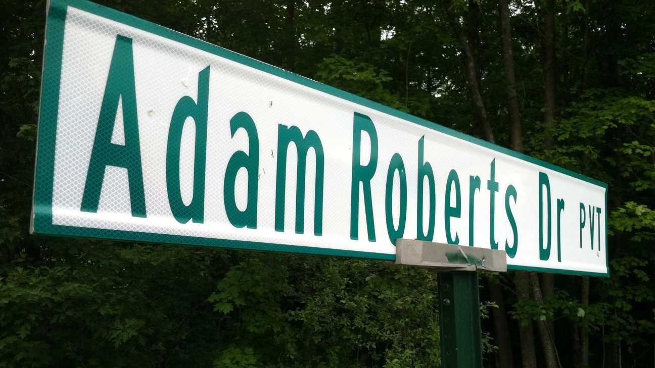 Adam Roberts Drive
