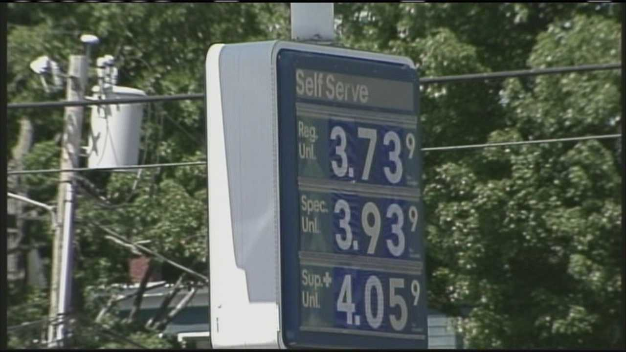 Mainers feeling pain at the pump