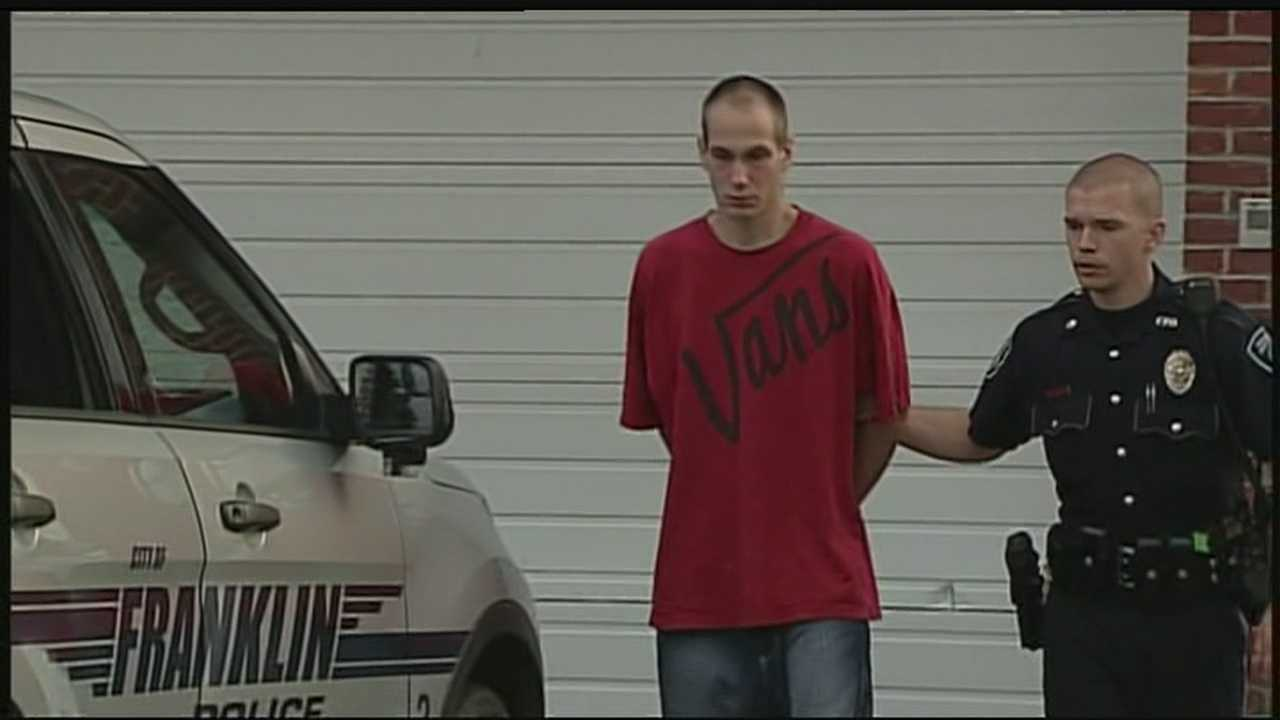 Maine man charged with leaving 4 kids in hot car