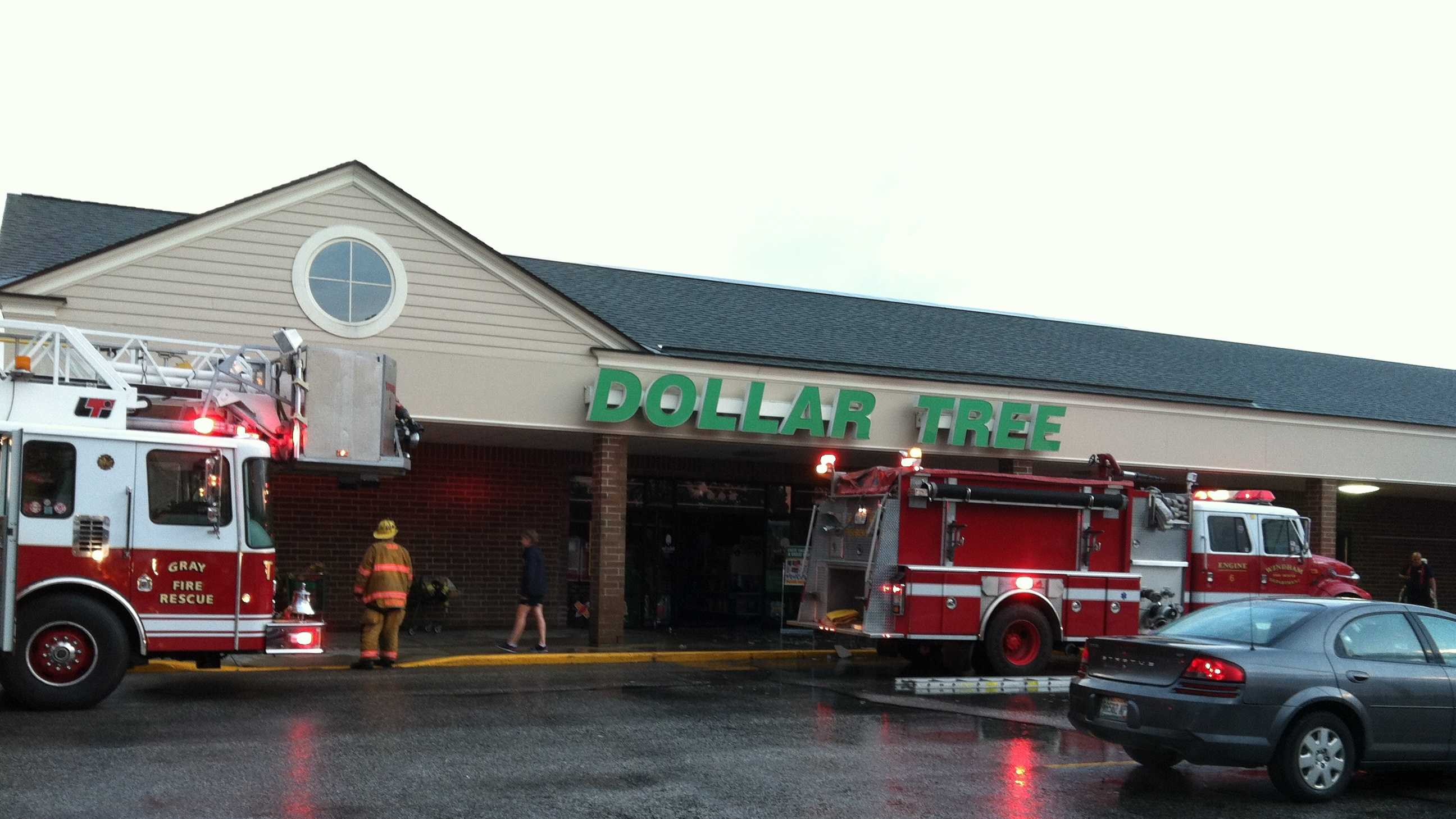 Windham roof collapse