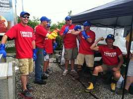 1,000 volunteers help make the festival happen.