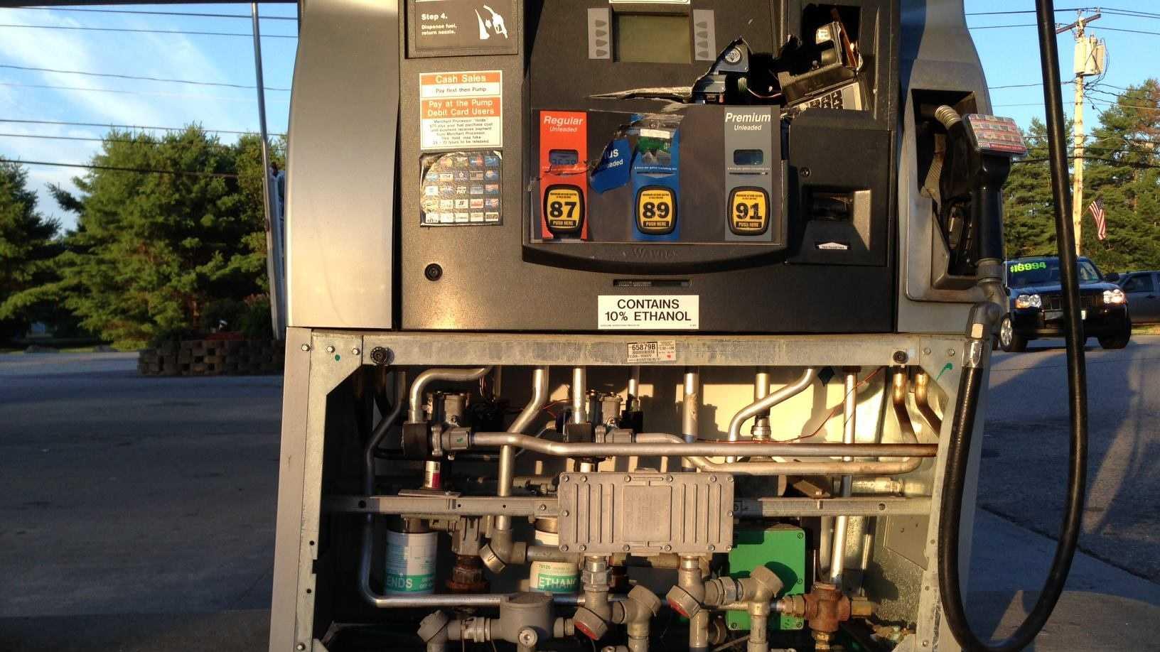 Gas Pump MW