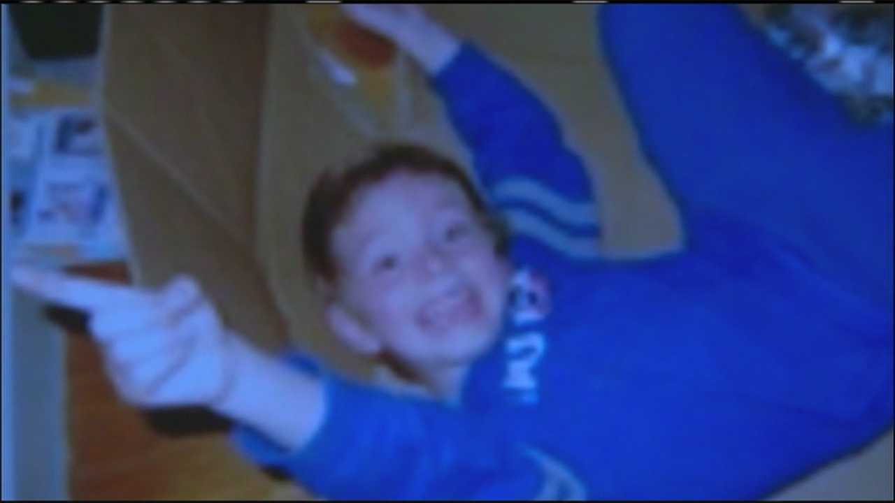 A nursing supervisor at Maine Medical Center tells WMTW News 8 that six-year-old Wyatt Gold has been discharged. His older brother was killed in a crash in Port Clyde over the weekend. Their mother, Allison, remains in critical condition. WMTW News 8's Norm Karkos reports.