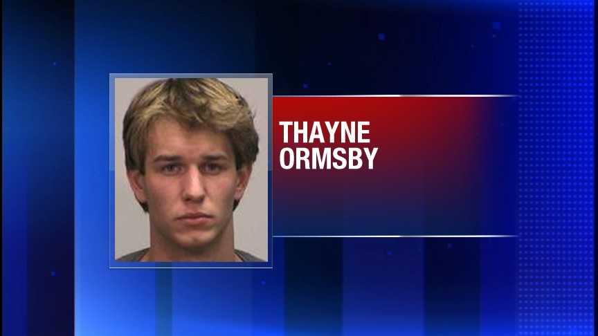 Thayne Ormsby