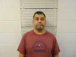 Luis Lopez is charged with Unlawful Sexual Contact