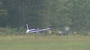 The FAA is investigating a plane crash in Limington that happened on Friday. Click through for pictures from the scene.