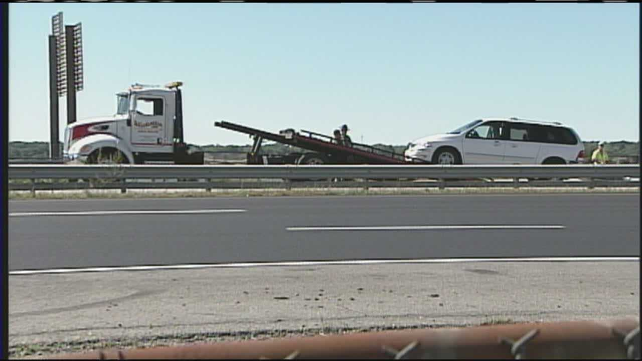 Interstate 295 reopens following crash