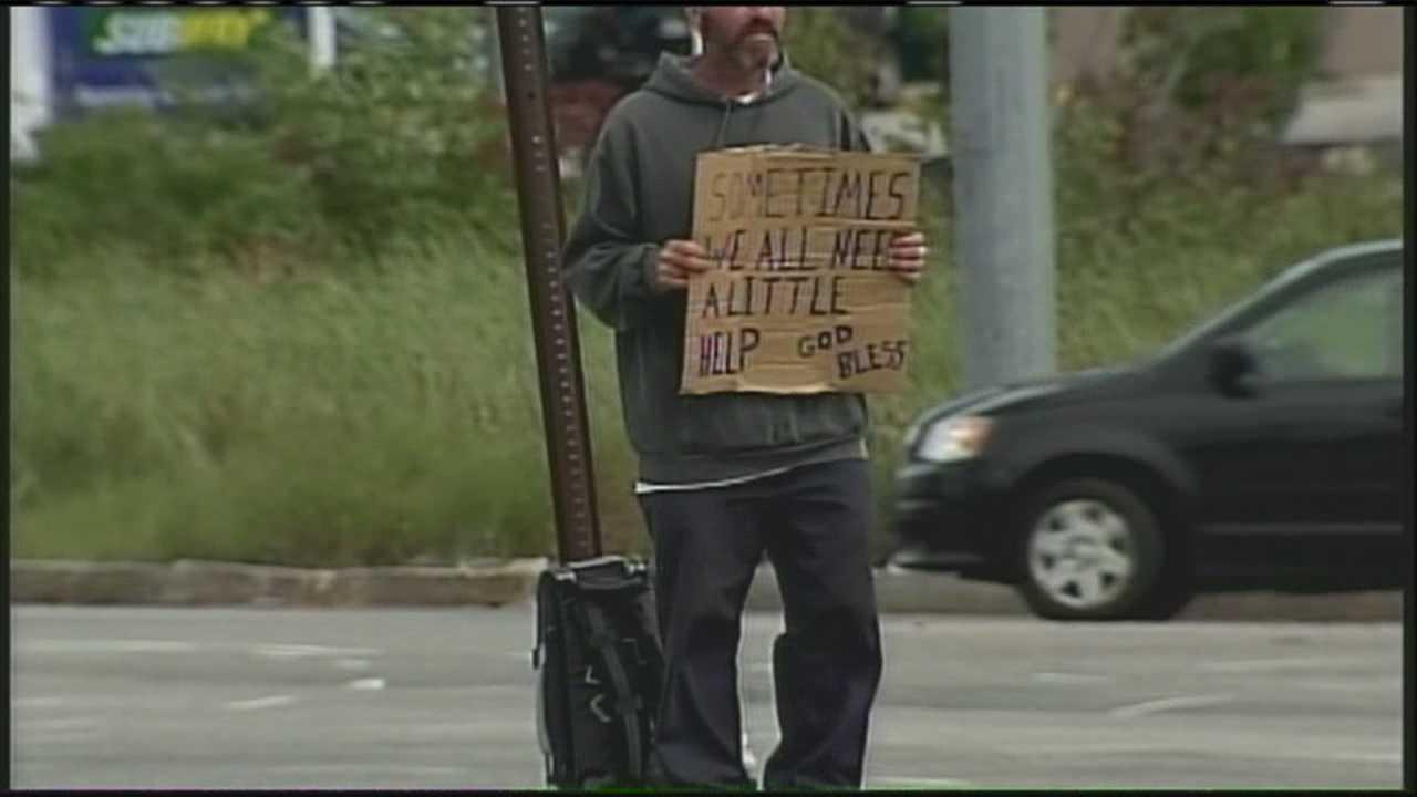 Biddeford considering panhandling ban