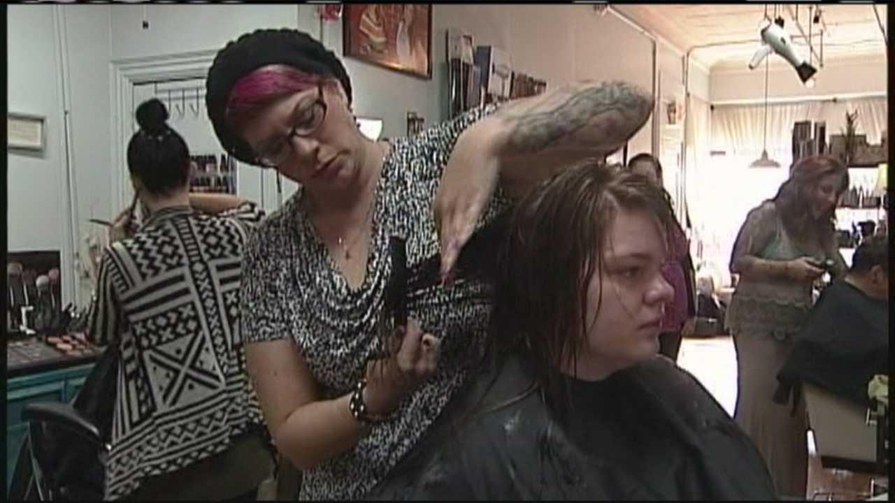 Cut-A-Thon raises money for cancer support organization