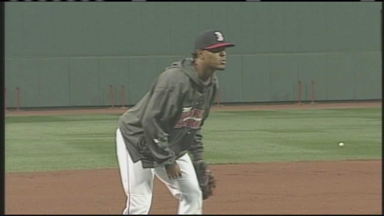 Xander Bogaerts replaced Will Middlebrooks in the lineup but both just want to help the team win the World Series.