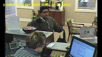 Ocean Communities Credit Union Robbery
