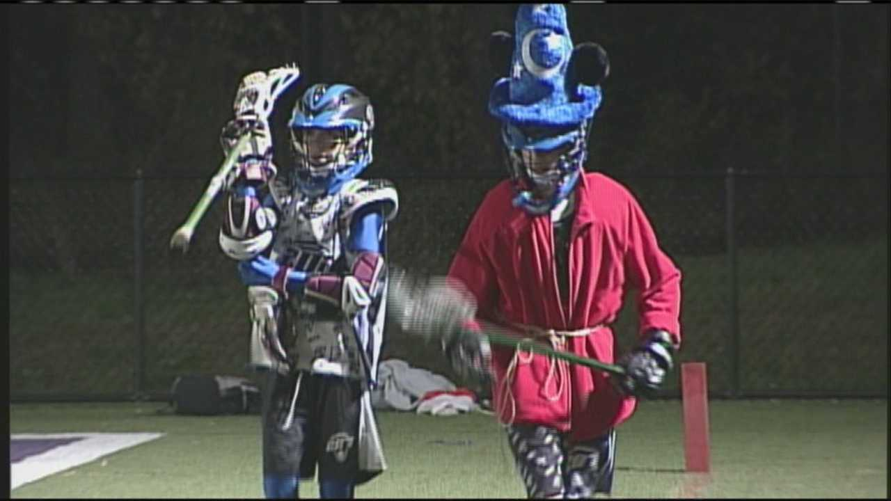 Halloween Havoc takes over the lacrosse field