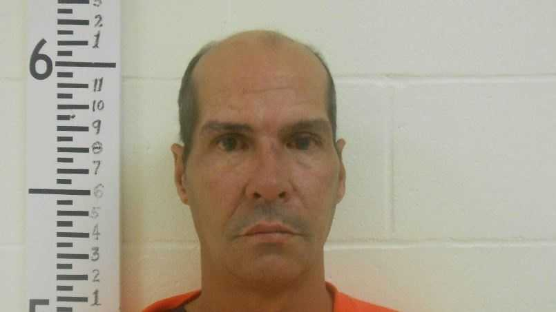 Tony Caulder is charged with OUI