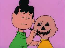 """In the 1966 animated special """"It's The Great Pumpkin, Charlie Brown,"""" The PEANUTS gang celebrates Halloween, with Linus hoping that, finally, he will be visited by The Great Pumpkin, while Charlie Brown is invited to a Halloween party. Cast members include Peter Robbins (Charlie Brown) and Christopher Shea (Linus). The cast also includes Sally Dryer as Lucy, Chris Doran as Schroeder, Bill Melendez as Snoopy, Kathy Steinberg as Sally, Tracy Stratford as Violet and Ann Altieri as Frieda."""
