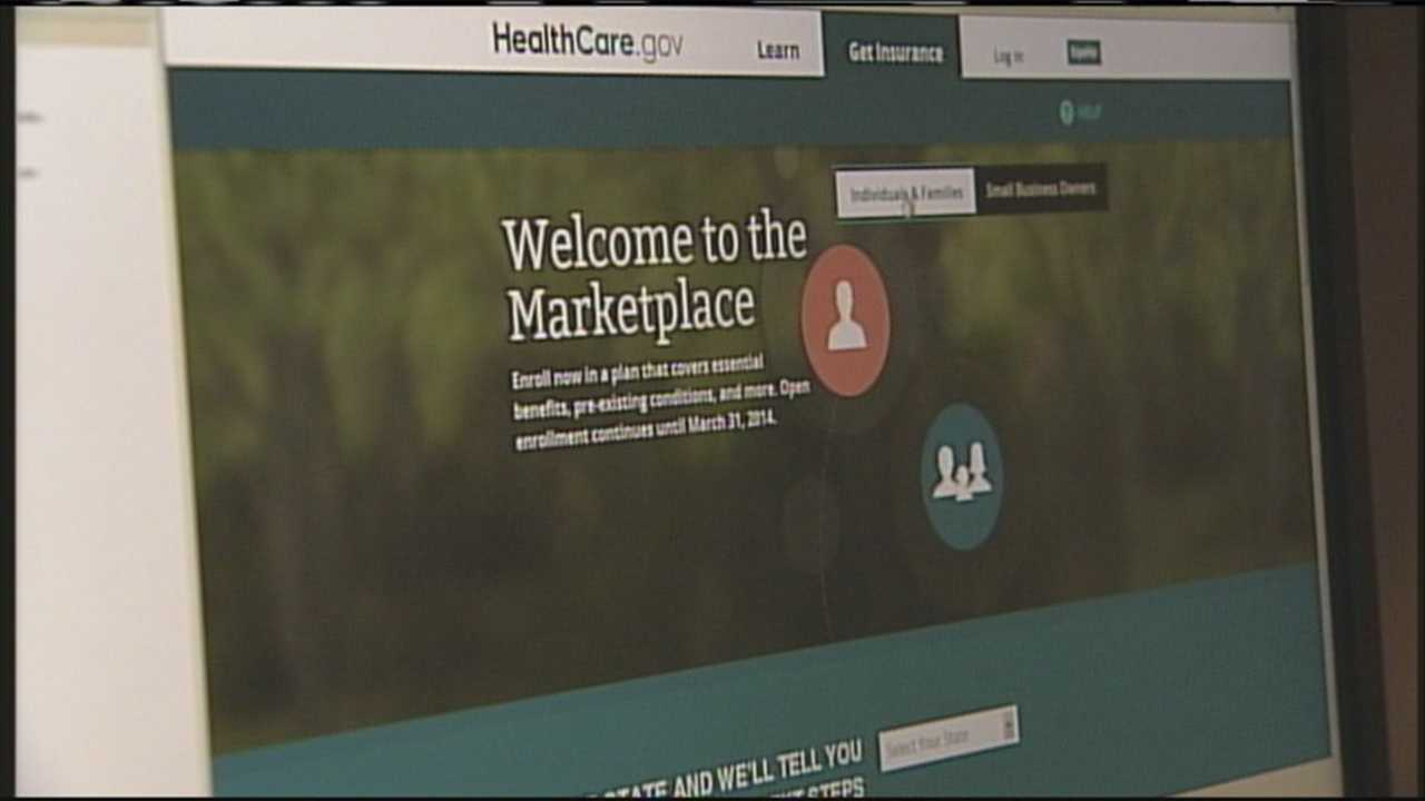 Healthcare.gov problems stalling many Mainers