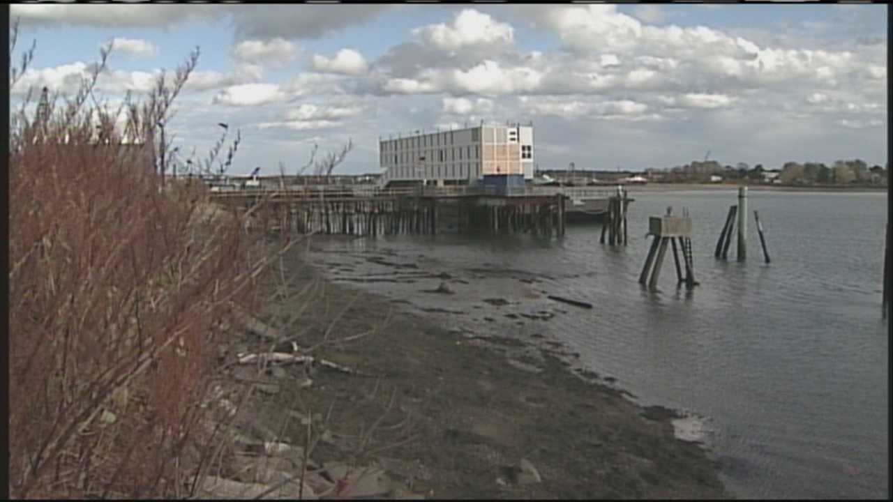 Speculation grows about mystery barge in Portland Harbor