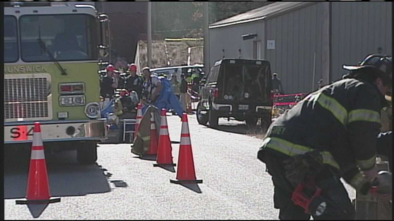 img-First responders train for real-life disaster