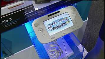 WMTW News 8's Norm Karkos look at the video games and video game consoles available this holiday season. Click here to watch.