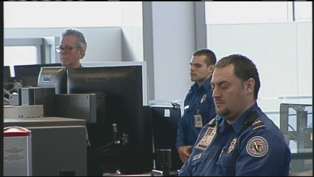 TSA moment of silence