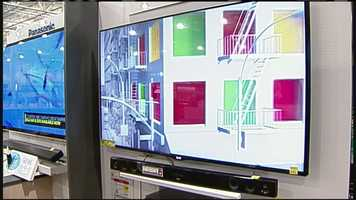 WMTW News 8's Norm Karkos take a closer look at 3D televisions. Click here to watch.