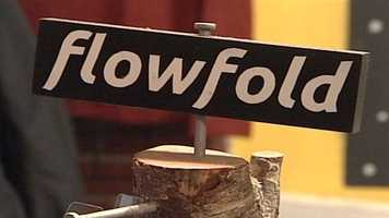 Devin McNeil and Charlie Friedman founded Flowfold right out of college in 2011.