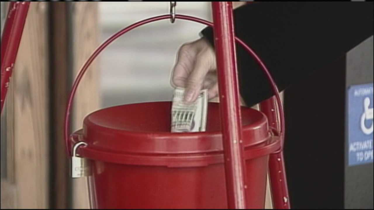 img-Salvation Army will kick off its annual Christmas Kettle Campaign today