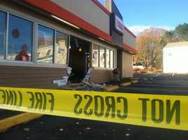 Police said the 63-year-old driver may have suffered a medical issue in the moments before his minivan crashed into the Dunkin' Donuts.