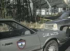 Wood, a mother of 1-year-old twin girls, was shot in her backyard just outside of Bangor on Nov. 15, 1988.