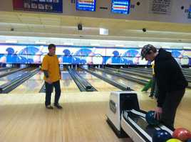 The Special Olympics held a bowling tournament on Monday in Brunswick. Click through to see more photos from the event.