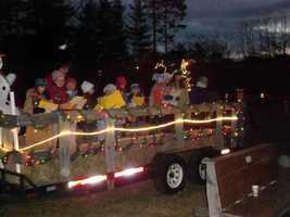 Gorham Parade & Tree Lighting, November 29, Robie Park, 4 p.m. Click here for more details.