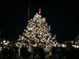 Kennebunkport Christmas Prelude, December 2-13. Click here for more details.