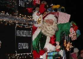 Waterville Parade of Lights, November 27, 6 p.m.-8 p.m., Main Street. Click here for more details.
