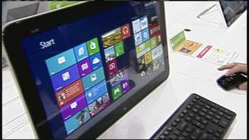 WMTW News 8's Norm Karkos talks a closer look at the desktop computers available this holiday season. Click here to watch