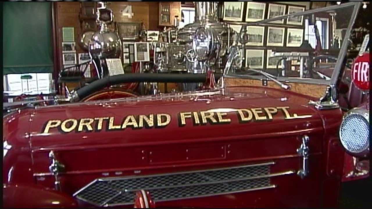Hometown Maine: Portland Fire Museum