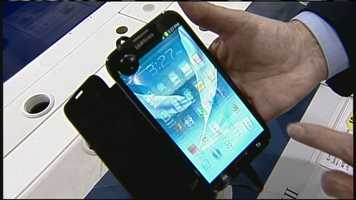 """WMTW News 8's Norm Karkos takes a closer look at so called """"phablets."""" Click here to watch."""