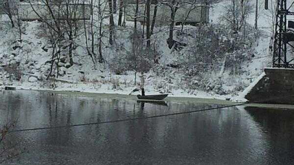 Vassalboro murder river search